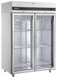 inomak ufi1140g double glass door upright fridge international catering equipment