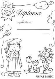 Diplomi Da Stampare Per Bambini Portale Bambini