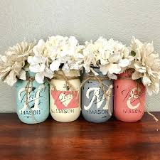 Decorative Jars Ideas Decorative Mason Jars A Super Easy Tutorial On How To Festively 43