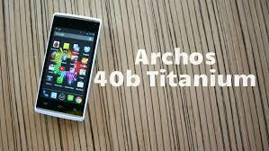 Archos 40b Titanium: Análisis y ...