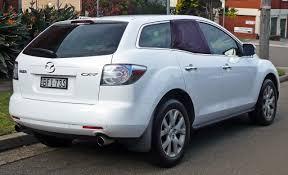 File:2006-2009 Mazda CX-7 (ER) Luxury wagon (2010-06-17) 02.jpg ...