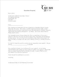 donation request letter school sample donation request letter for school templates at
