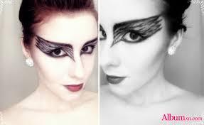 you easy black swan makeup tutorial mugeek vidalondon