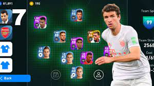 eFootball PES 2021| Android Gameplay #7 Thomas Muller. - YouTube