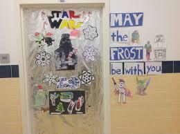 winter door decorating ideas. Ms. Tidd Made A Winter Wonderland! Door Decorating Ideas E