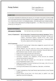 Objectives Of Resume For Freshers Sample Resume For Bank Jobs ...