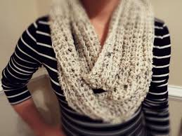 Ribbed Scarf Pattern Cool ♡ How To Crochet Ribbed Infinity Scarf YouTube