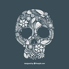 <b>Floral Skull</b> Images | Free Vectors, Stock Photos & PSD