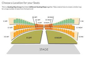 Vik Events Joomla Extensions Tickets Seating Map System