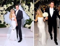 the most beautiful celebrity wedding dresses trace