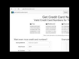 Legal On Credit Amazon Youtube Generator A Is - Free Number To It Stuff Get Use Card