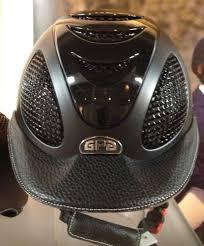 Gpa Speed Air 2x Leather Riding Helmet Black Black Leather With Polished Black Vent 516 67 Exc Vat 620 00 Inc Vat