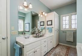 Master Bath Design Ideas traditional master bathroom with naples 24 in w linen cabinet in white
