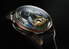 24 of the most creative watches ever bored panda this bird repeater watch is worth half a million dollars