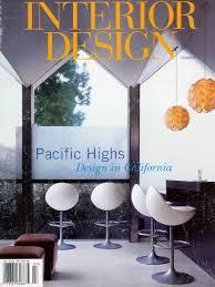 Design Magazine Usa Best Usa Interior Design Magazines