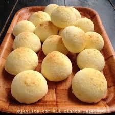 Pan De Yuca Or Cassava Cheese Bread Laylitas Recipes