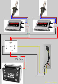xentec hid wiring diagram xentec image wiring diagram hid help yamaha raptor forum on xentec hid wiring diagram