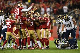 Back In Los Angeles Rams Lose In A Rare N F L Shutout