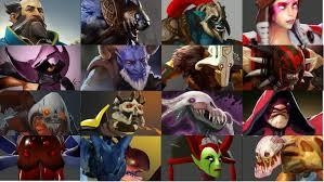 how dota 2 hero portraits looked several years ago dota2