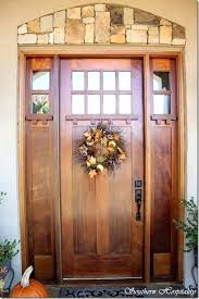 Charming Rustic Front Door Hardware For Great Looks Craftsman Style