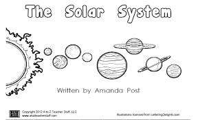 Small Picture Free Solar System Coloring Pages Book Coloring Free Solar System
