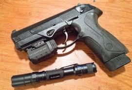 Fenix Weapon Light How Do You Use A Gun Weaponlight And Flashlight My Gun