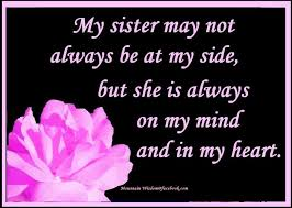 Inspirational Quotes For Sisters Interesting Especially In My Heart ZAMOT GIRLS Sisters For Life Pinterest