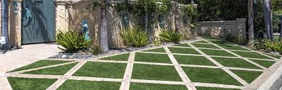 Backyard Landscape Designs Mesmerizing Artificial Grass Landscape Design Artificial Turf Designs