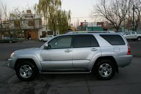 TOYOTA 4Runner Limited V8 2004 ...