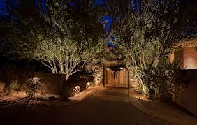 Scottsdale Phoenix Az Landscape Outdoor Lighting Let