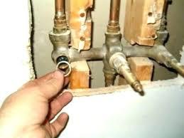 how to repair bathtub faucet 3 handle shower valve stem a tub diverter parts back to list shower diverter stem extension valve