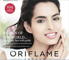 celebrate woman s day with oriflame this year because for march it is their theme and to celebrate womanhood oriflame is launching a whole lot of new