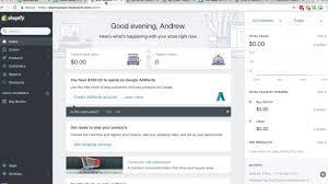 Quickbooks Online Chart Of Accounts Setup Ecommerce Shopify Business