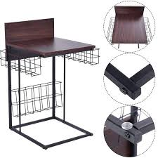 basket coffee table sofa side table living room tables modern home furniture decor with storage basket