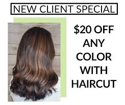 hair salon specials limerick salon