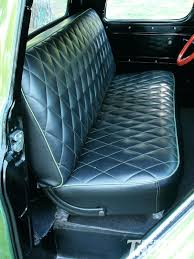 truck bench seat covers chevy s