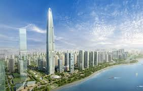 The wuhan greenland center is the best example where art meets the scientific approach. Wuhan Greenland Center A Perfect Example Of Sustainable Building