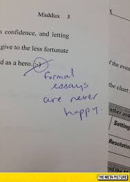 formal essays the meta picture formal essays