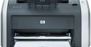 It was installed using the Hp Laserjet 1010 Series Driver Software Download