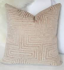 Pin by Ashley Strey on Throw Pillows   Rose gold throw pillows, Throw  pillows, Metallic pillow