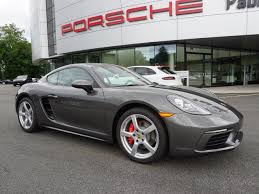 2018 porsche vehicles. fine porsche new 2018 porsche 718 cayman s inside porsche vehicles
