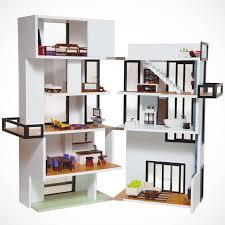 fancy modern model bennett house by brinca dada brinca dada bennett house modern dolls