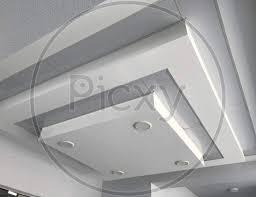 gypsum suspended false ceiling design