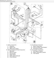 mercruiser wiring schematic mercruiser image volvo penta marine alternator wiring diagram solidfonts on mercruiser wiring schematic