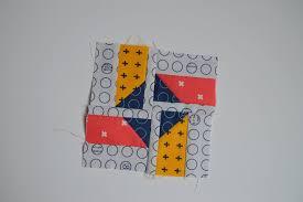free pattern to make modern quilt blocks, free patchwork patterns ... & how to make a simple modern sampler quilt block Adamdwight.com