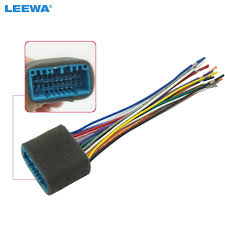 online get cheap honda accord radio wiring aliexpress com Honda Radio Wiring Harness 10pcs car aftermarket audio radio stereo wiring harness for honda acura accord civic honda radio wiring harness diagram