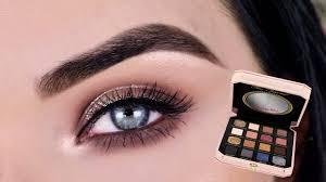 too faced pretty rich eyeshadow palette eye makeup tutorial