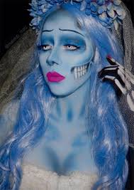 makeup ideas corpse bride makeup for