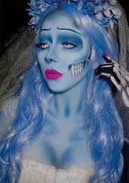 makeup ideas corpse bride makeup for