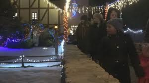 Storybook Island Rapid City Sd Christmas Lights Christmas Night Of Lights At Storybook Island